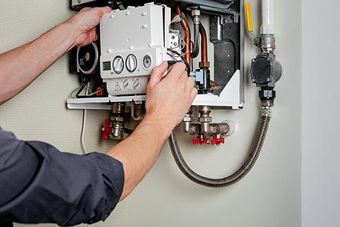 new boiler repair replacement