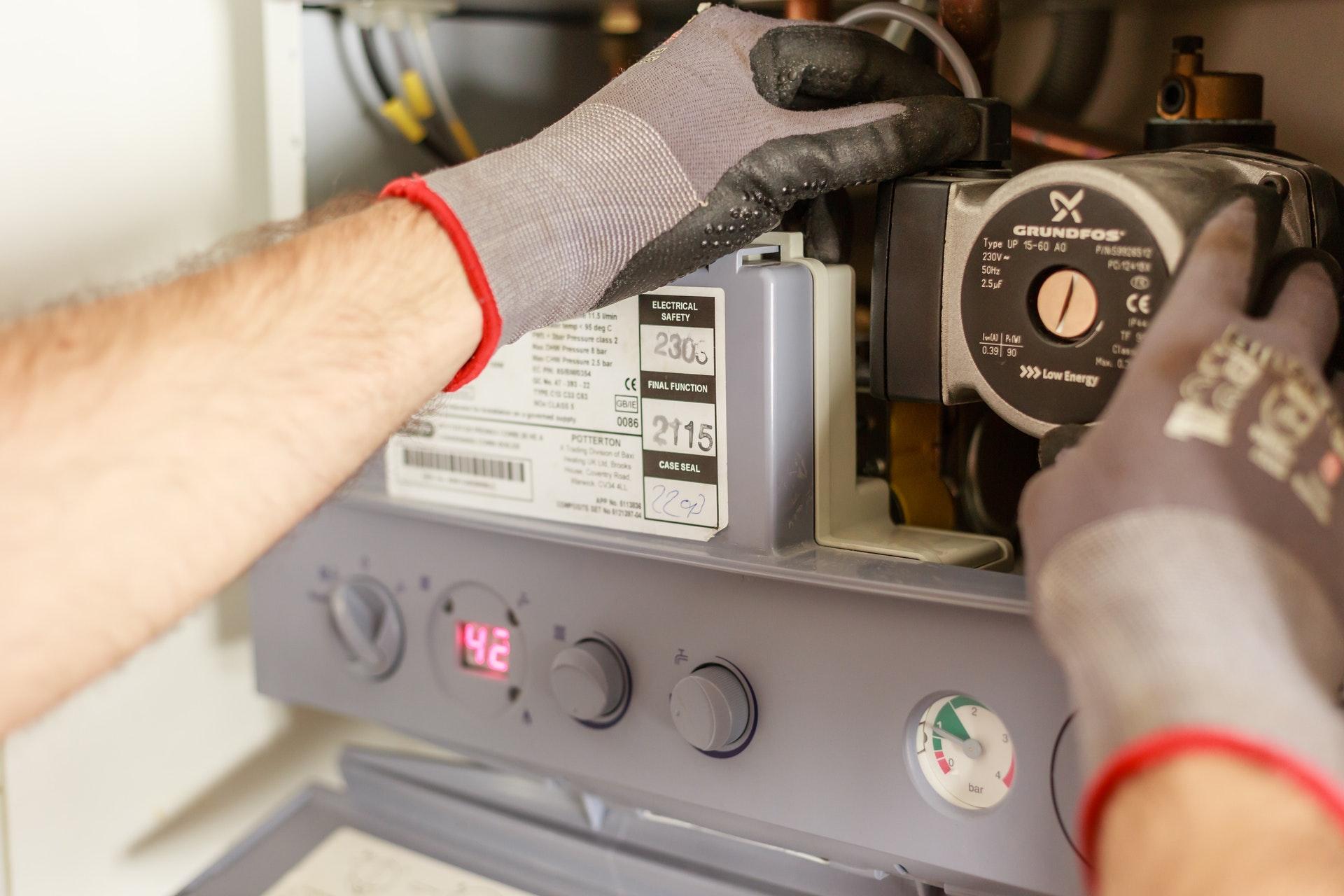 boiler repait a & l services