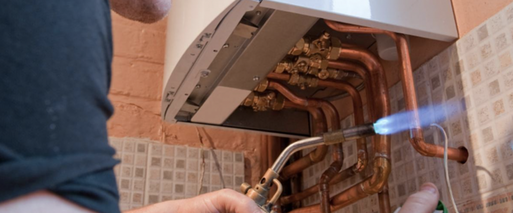 time for boiler replacement services at A & L